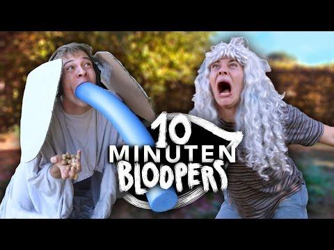 10 MINUTEN BLOOPER SPECIAL 4 | Joey's Jungle