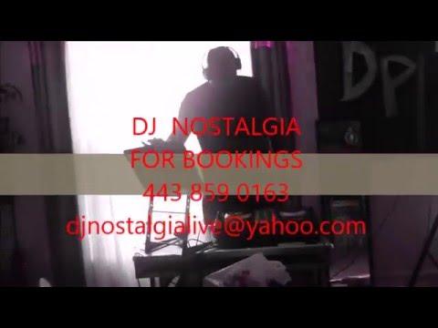 80'S OLD SCHOOL MIX DJ NOSTALGIA