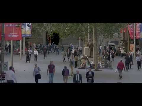 Martin Place YouTube