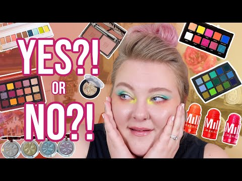 New Beauty Launches #25: My Thoughts on New Makeup Releases! Yes?! or No?!  Lauren Mae Beauty