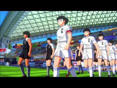 Captain Tsubasa: Rise of New Champions - Full Match Gameplay