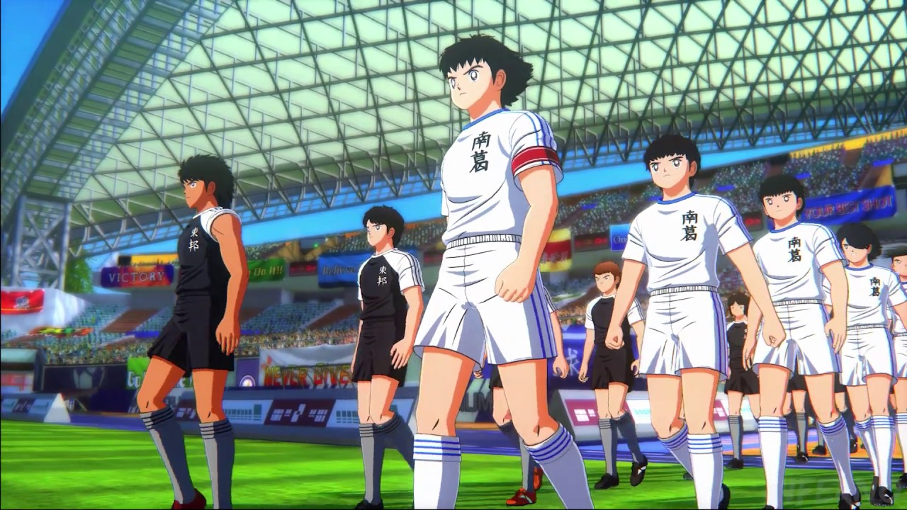 Captain Tsubasa: Rise of New Champions - Full Match Gameplay - YouTube
