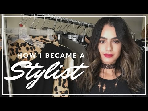 How to Become A Wardrobe Stylist, Interning & My Story