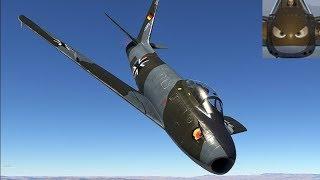 War Thunder SIM - German Jets