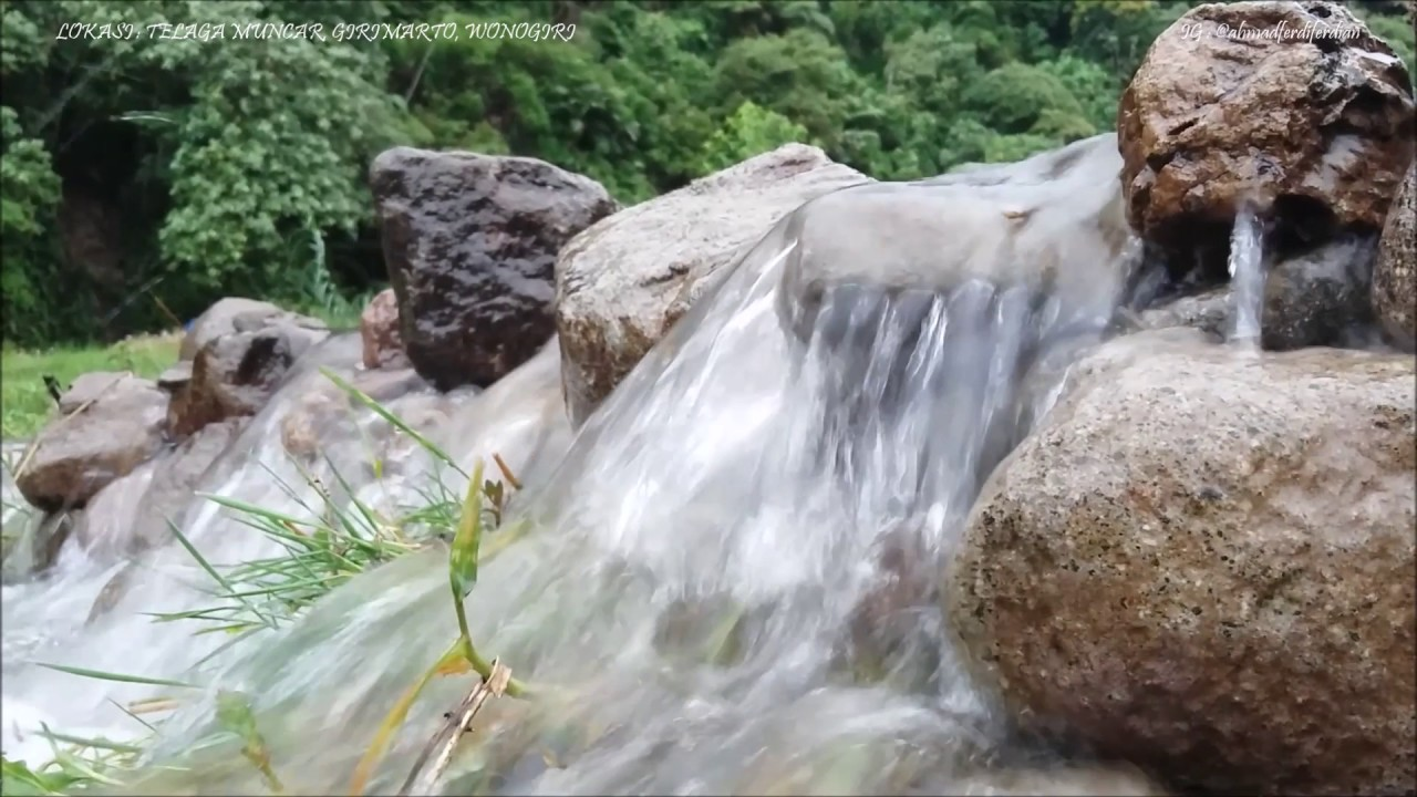 Telaga Moncar Girimarto Wonogiri Mbolang1 Explorewonogiri