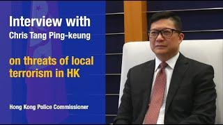 Threats of Local Terrorism in HK