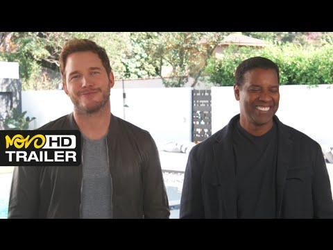 The Magnificent Seven - Denzel Washington, Chris Pratt, Ethan Hawke 2016 [HD]