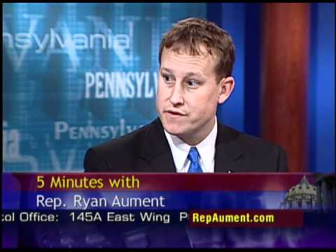 5 Mins. with Rep. Aument on Teacher Evaluations