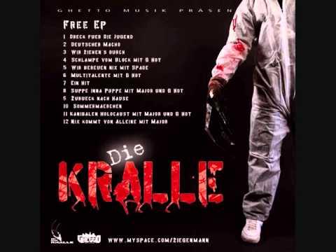 Kralle-Deutscher Macho (Free Ep)