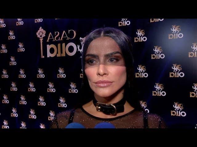"""Gosto de ter uma lado mais """"misterioso"""" no Carnaval, diz Cleo Pires"""