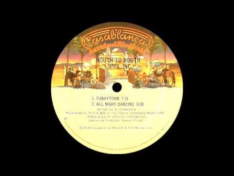 Lipps Inc. - Funkytown (Casablanca Records 1979)