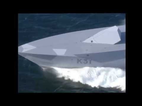 Saab Visby class corvette – Defining stealth at sea