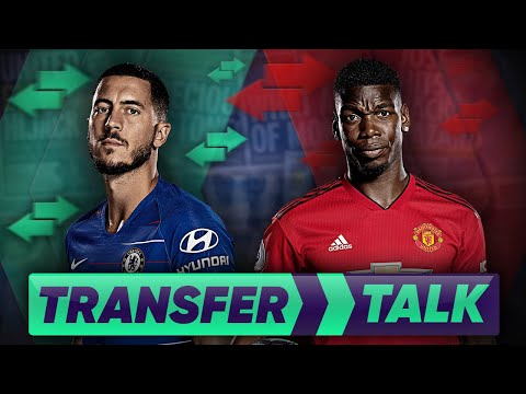 Has Eden Hazard Hinted He Wants To LEAVE Chelsea For Real Madrid?! | Transfer Talk