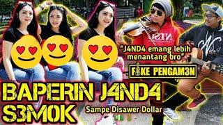 BAPERIN JANDA S3MOK JANDA EMANG LEBIH MEN4NTANG