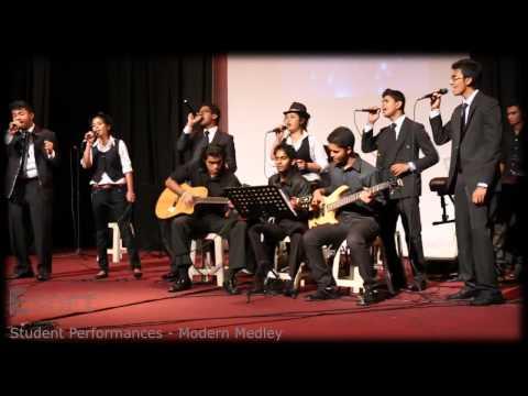 ESOFT Student Performances - Modern Medley (Kurunegala)