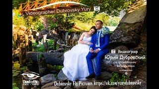 Саша и Настя. Поставы. Wedding Slide Show. Фото Дубровский