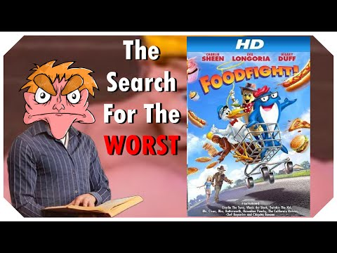 Foodfight!  The Search For The Worst  IHE