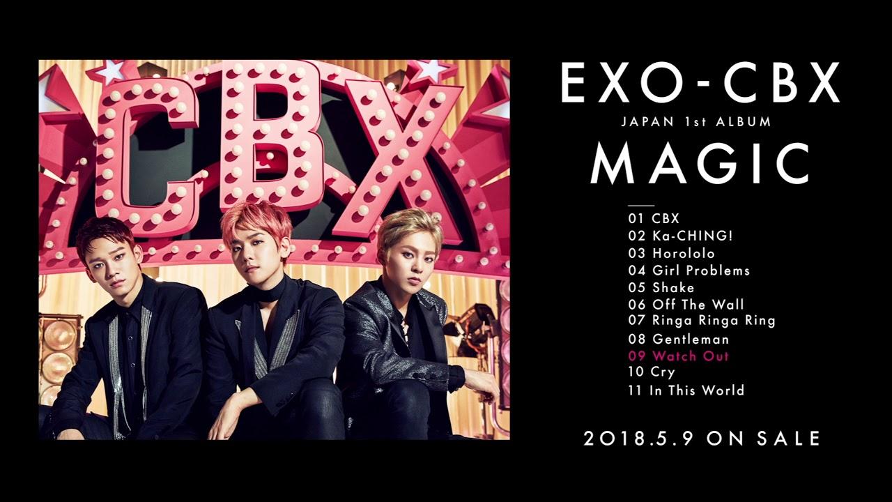 EXO-CBX / JAPAN 1st FULL ALBUM「MAGIC」/DIGEST