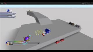 (ROBLOX) - Sonic World Adventure [alfa V.0.7.0]