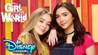 First and Last Scene of Girl Meets World | Throwback Thursday | Girl Meets World | Disney Channel