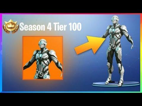 tier 100 unlock fortnite battle royale - fortnite tier 100 characters