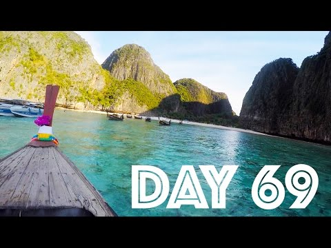 Beautiful Koh Phi Phi | Day 69