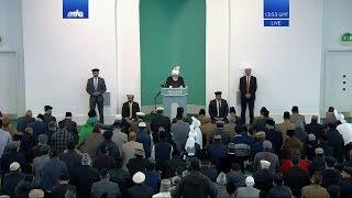 """Fjalimi i së xhumasë 08-03-2019: E vërteta e """"magjisë"""" mbi Profetin Muhammed s.a.v.s"""
