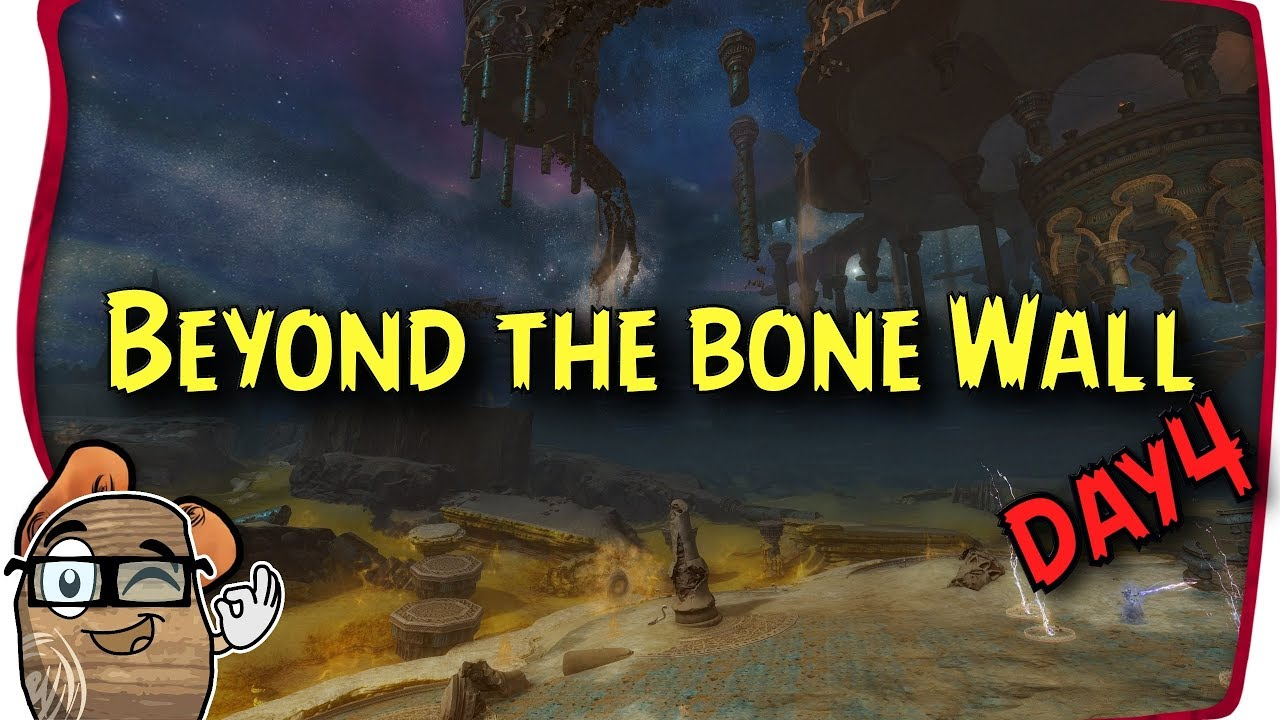 Guild Wars 2 Path of Fire - Day 4 | Exploring the Desolation(!), Riding a  JACKAL & The Riverlands