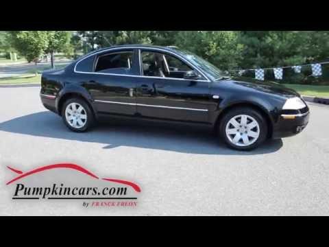 2003 Volkswagen Passat Glx V6 Youtube