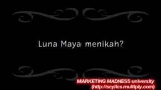 "TVC/Advertising/Iklan SARIMI Indonesia - ""Luna Maya Menikah"""