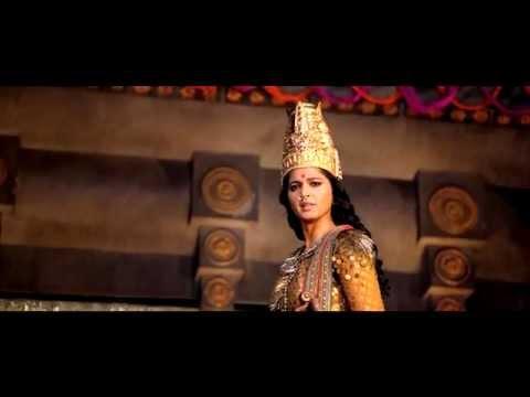 Rudramadevi theatrical trailer | Anushka Shetty, Allu Arjun, Rana Daggubati, Krishnam Raju,