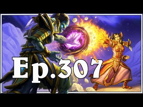 Funny And Lucky Moments - Hearthstone - Ep. 307
