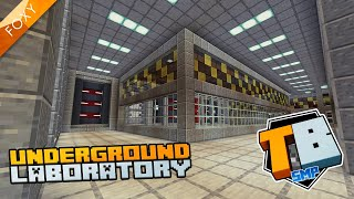 UNDERGROUND LABORATORY | Truly Bedrock Season 1 [85] | Minecraft Bedrock Edition 1.14 SMP