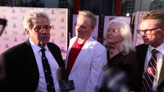 2015 TCM Film Festival - Carpet Chat with the Cast of Grease