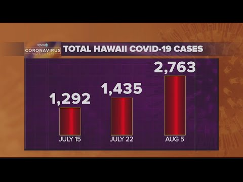 Hawaii Leaders Are Pleading With Residents To Help Prevent COVID-19 Spread