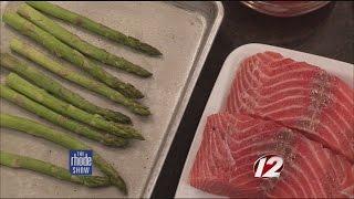 In the Kitchen: Pan-Seared Salmon