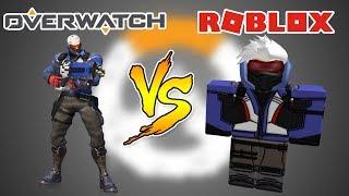 OVERWATCH W ROBLOXIE?| ROBLOX #admiros