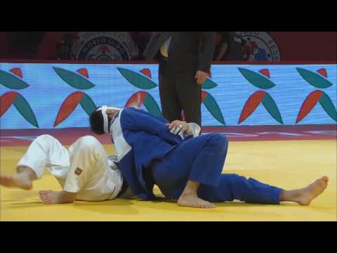 Highlights show - Rabat Judo Masters 2015