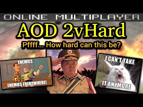 AOD New Art Of Defense 4 Sides - Infantry General