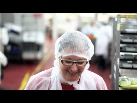 Qantas Catering Behind the Scenes - A Short Film