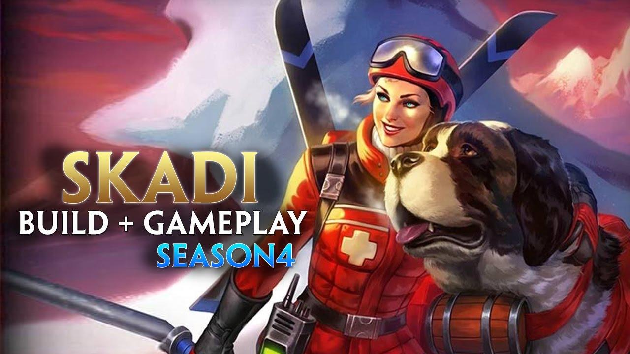 Season  Skadi Build