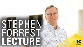 Stephen Forrest | ECE Bicentennial + Beyond Lecture