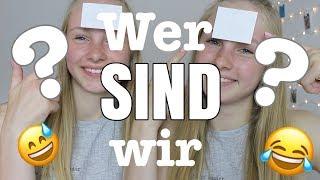 Wer SIND wir??? I Finja and Svea
