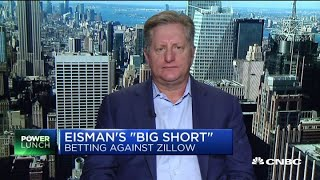 Why Steve Eisman's new 'Big Short' is a bet against Zillow