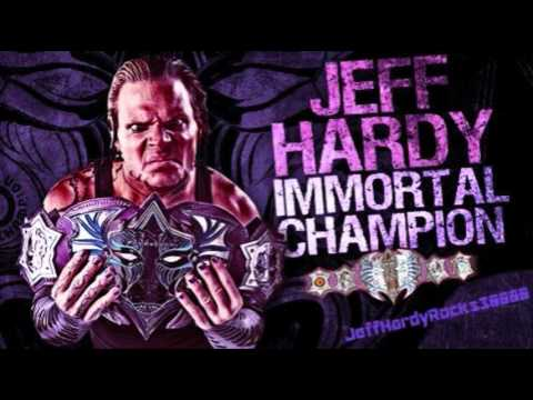 Jeff Hardy TNA theme Another Released from ShopTNA