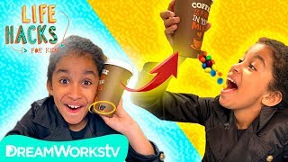 Hide Your Stuff From Your Sibling Hacks | LIFE HACKS FOR KIDS