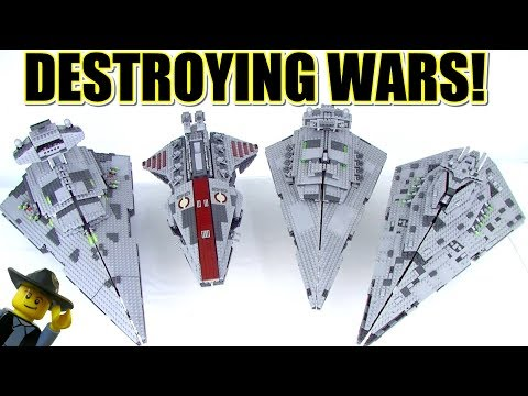 Star Destroying Wars! The Ultimate Comparison Review