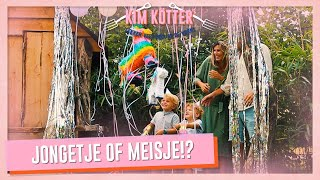 GENDER REVEAL! Jongetje of Meisje? | Kim Kötter