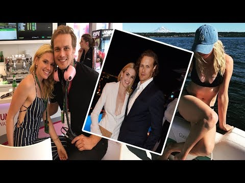 Sam Heughan's Girlfriend  MacKenzie Mauzy 2017  Outlander Star