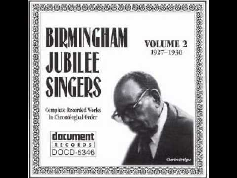 Pharoh's Army Got Drownded - Birmingham Jubilee Singers